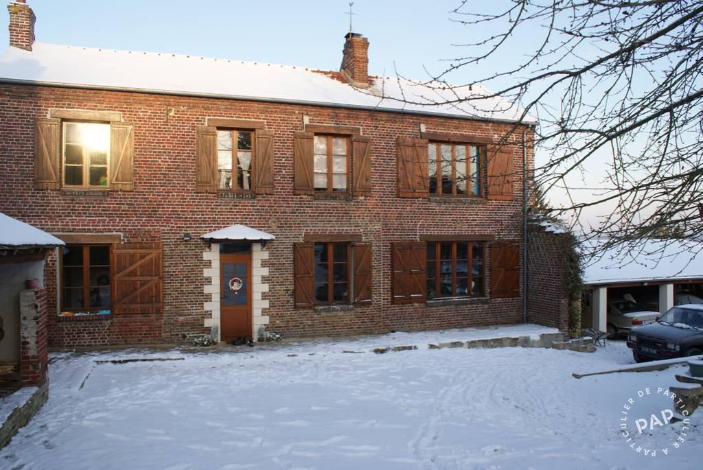 Vente maison 6 pièces Armancourt (60880)