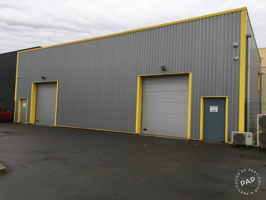 Vente et location Local d'activité Villenoy (77124) 205m² 1.400€