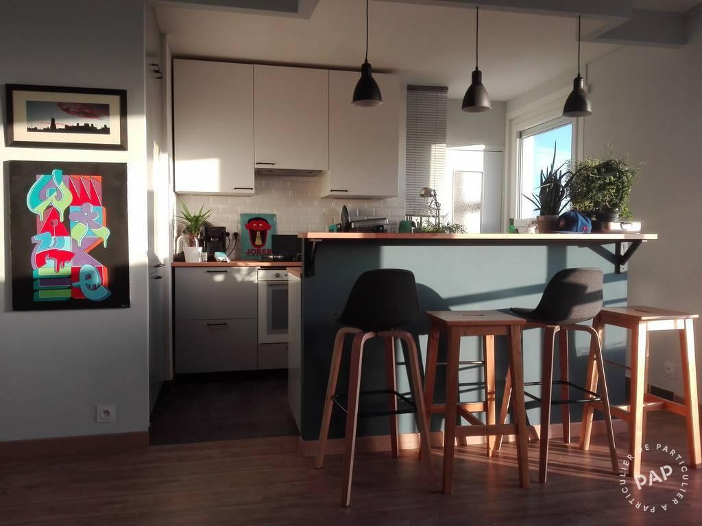 Location appartement 3 pièces Nantes (44)