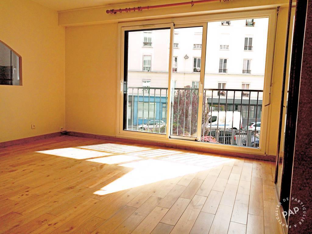 Vente appartement 2 pièces Paris 18e