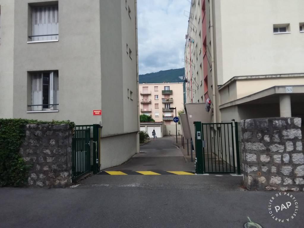 Vente appartement 3 pièces Fontaine (38600)