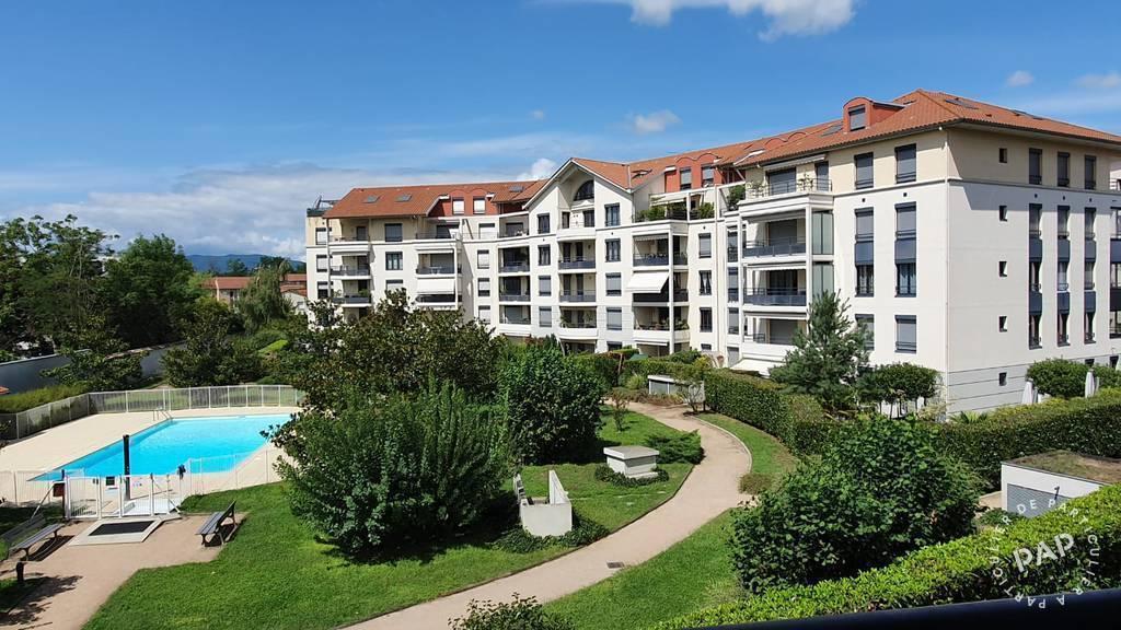 Vente appartement 5 pièces Tassin-la-Demi-Lune (69160)