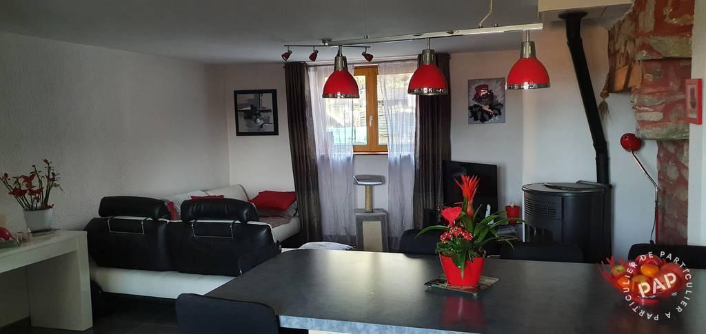 Vente maison 4 pièces Cervens (74550)