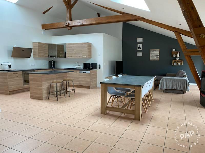 Vente appartement 4 pièces Hagéville (54470)