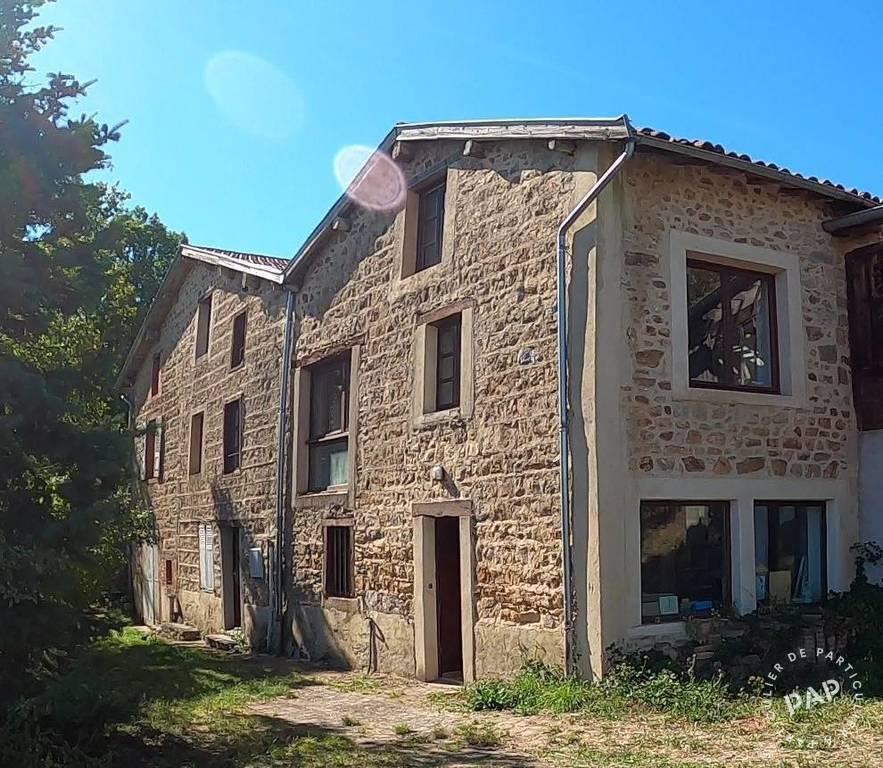 Vente maison 15 pièces Duerne (69850)
