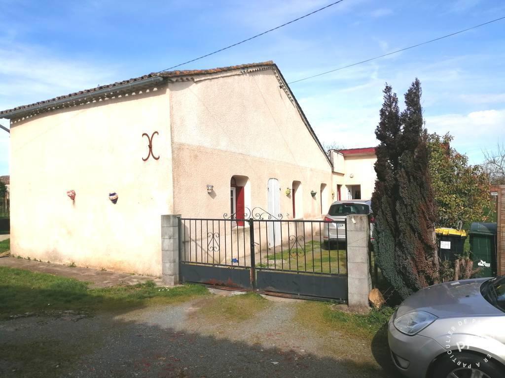 Vente maison 6 pièces Margueron (33220)