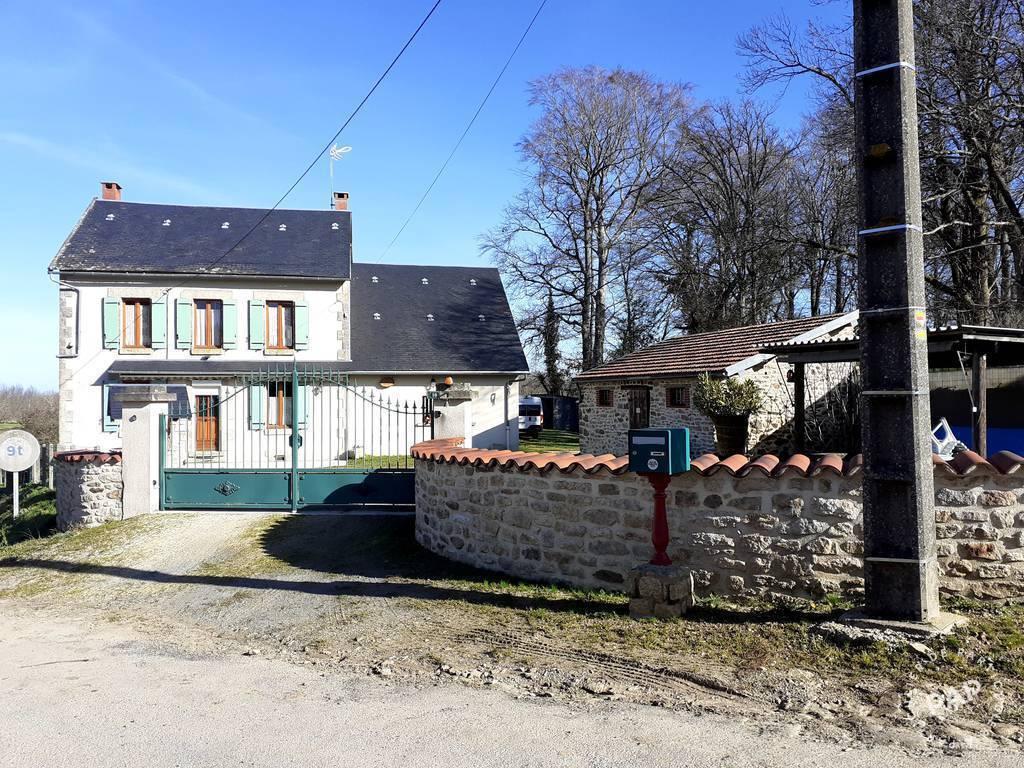 Vente maison 4 pièces Bersac-sur-Rivalier (87370)