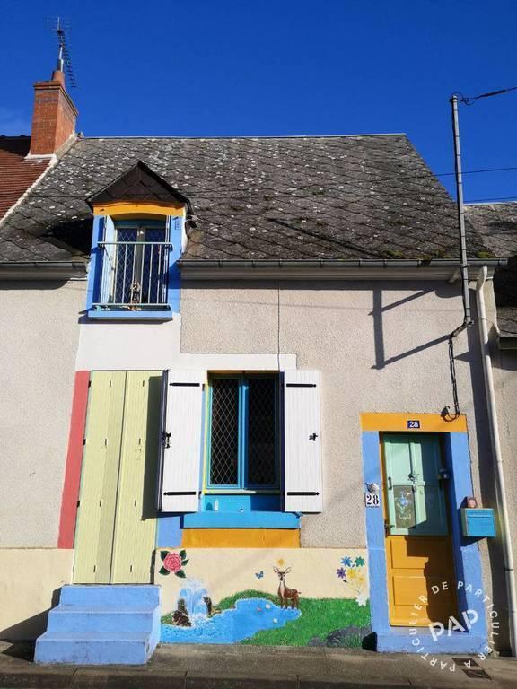 Vente maison 4 pièces Lignières (18160)