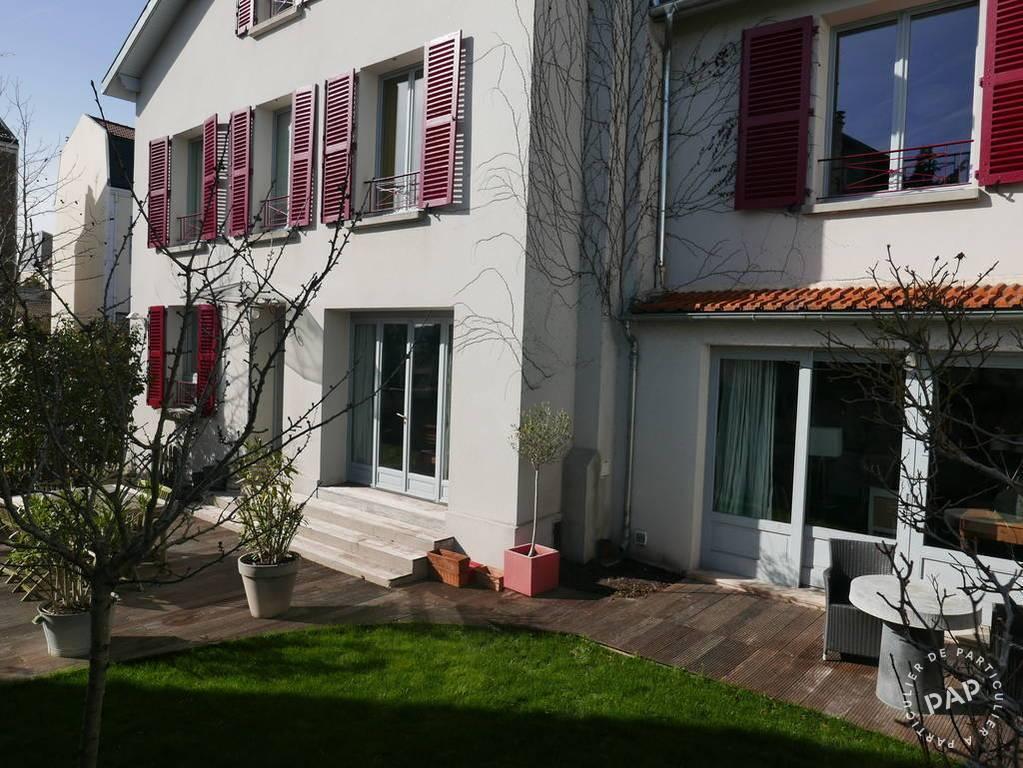 Vente maison 7 pièces Clamart (92140)
