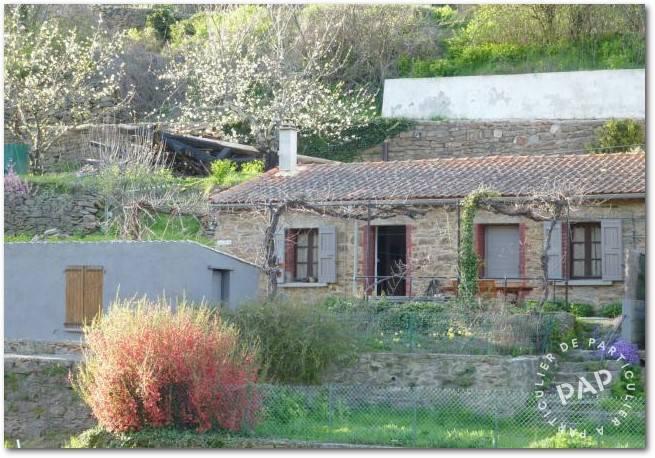 Vente maison 4 pièces La Vernarède (30530)