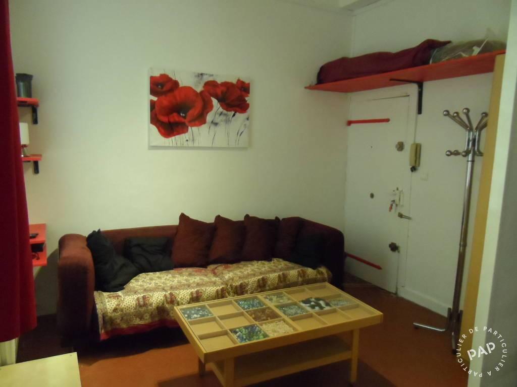 Vente appartement studio Nice (06)
