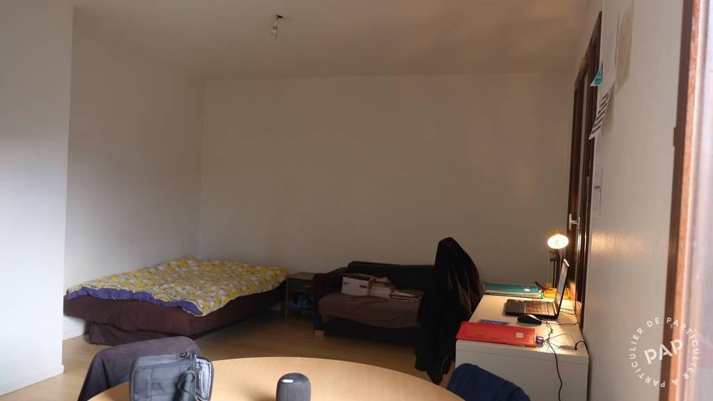 Vente appartement studio Eybens (38320)