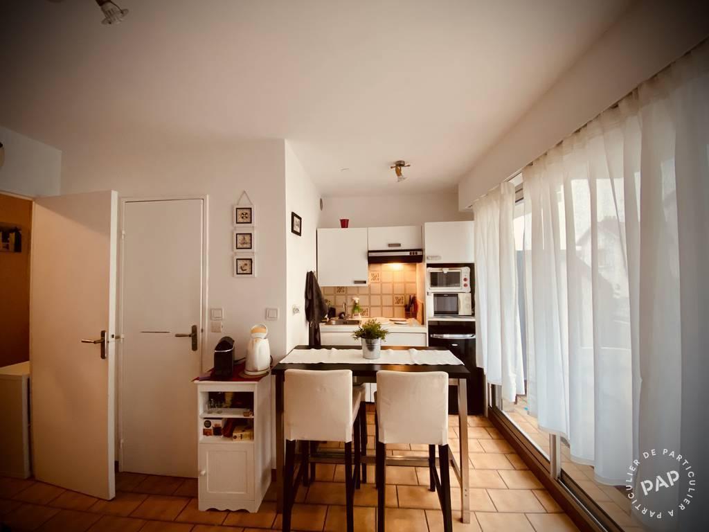 Vente appartement studio Cabourg (14390)