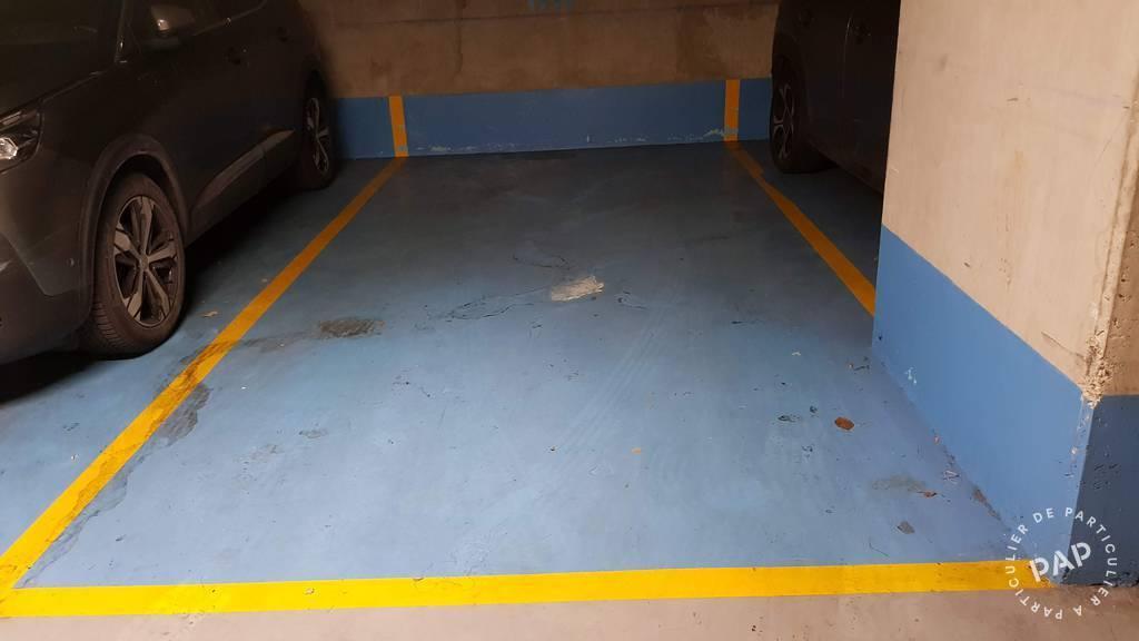 Location Garage, parking Paris 11E (75011)  130€