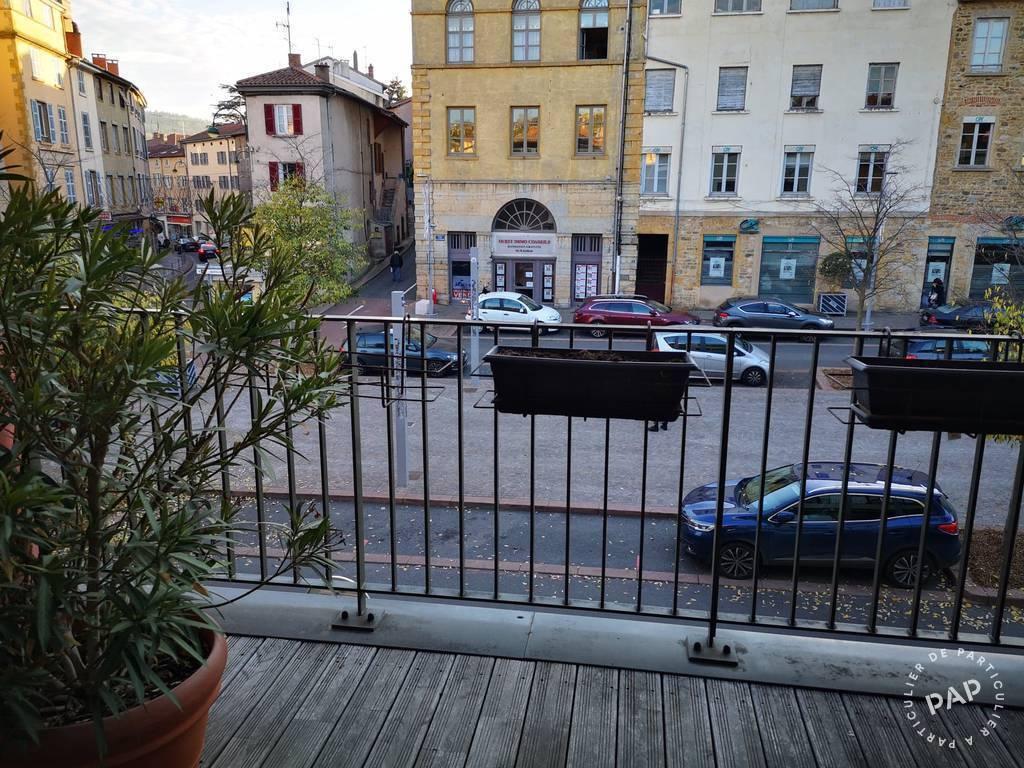 Vente appartement 3 pièces L'Arbresle (69210)