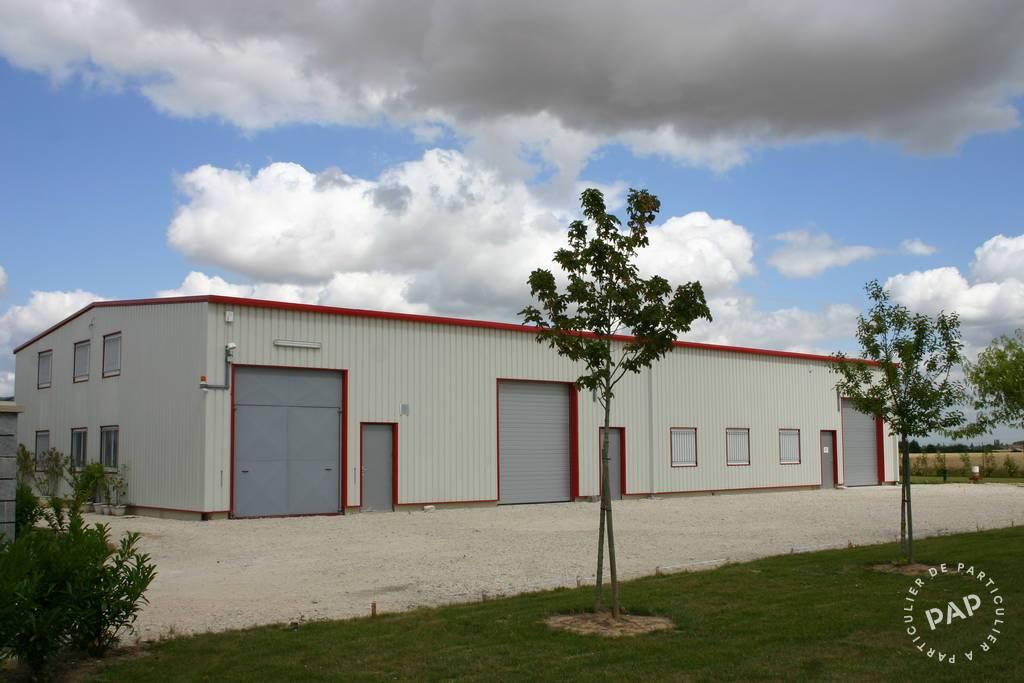 Vente et location Local d'activité Égreville (77620) 150m² 760€
