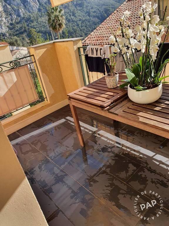 Vente appartement 3 pièces Gorbio (06500)