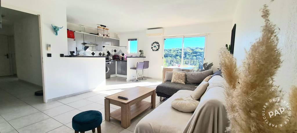 Vente appartement 3 pièces Mougins (06250)