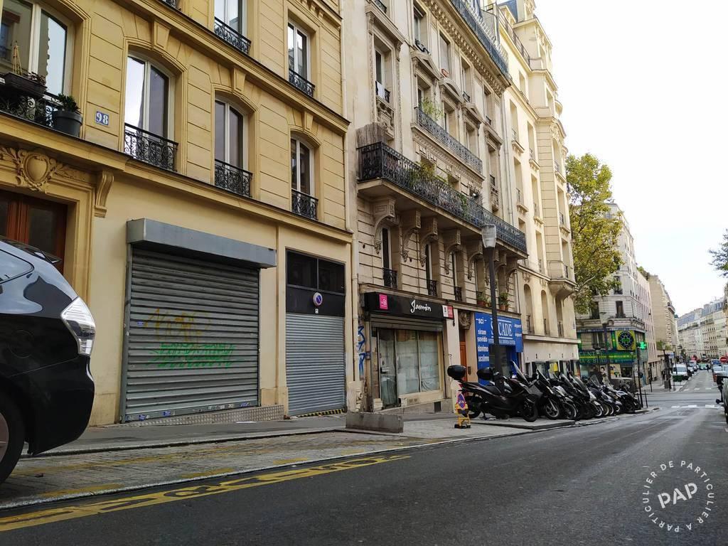 Vente et location Local commercial Paris 18E
