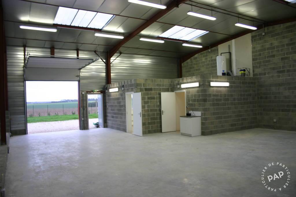 Vente et location Local d'activité Égreville (77620)