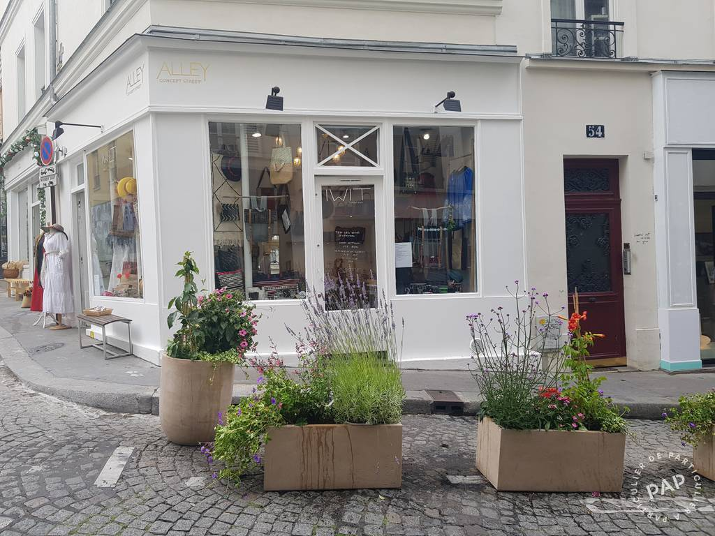 Local commercial Paris 18E (75018) 2.300€