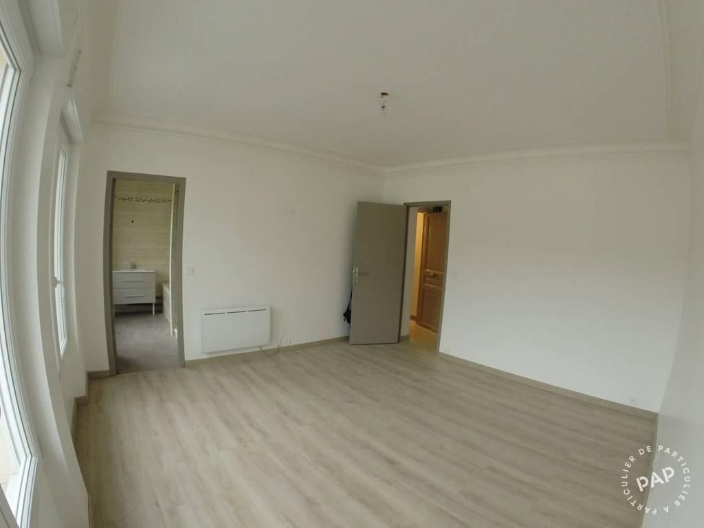 Location Appartement 121m²