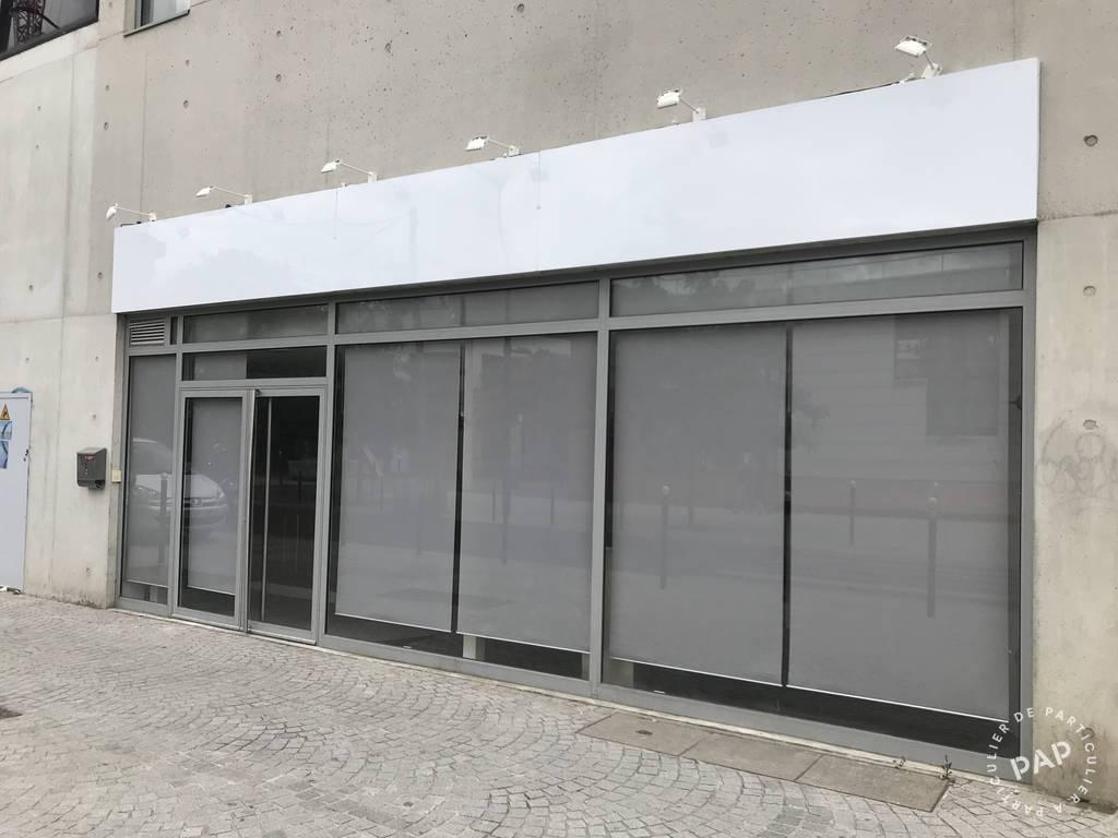 Local commercial 2.650€ 75m² Ivry-Sur-Seine (94200)