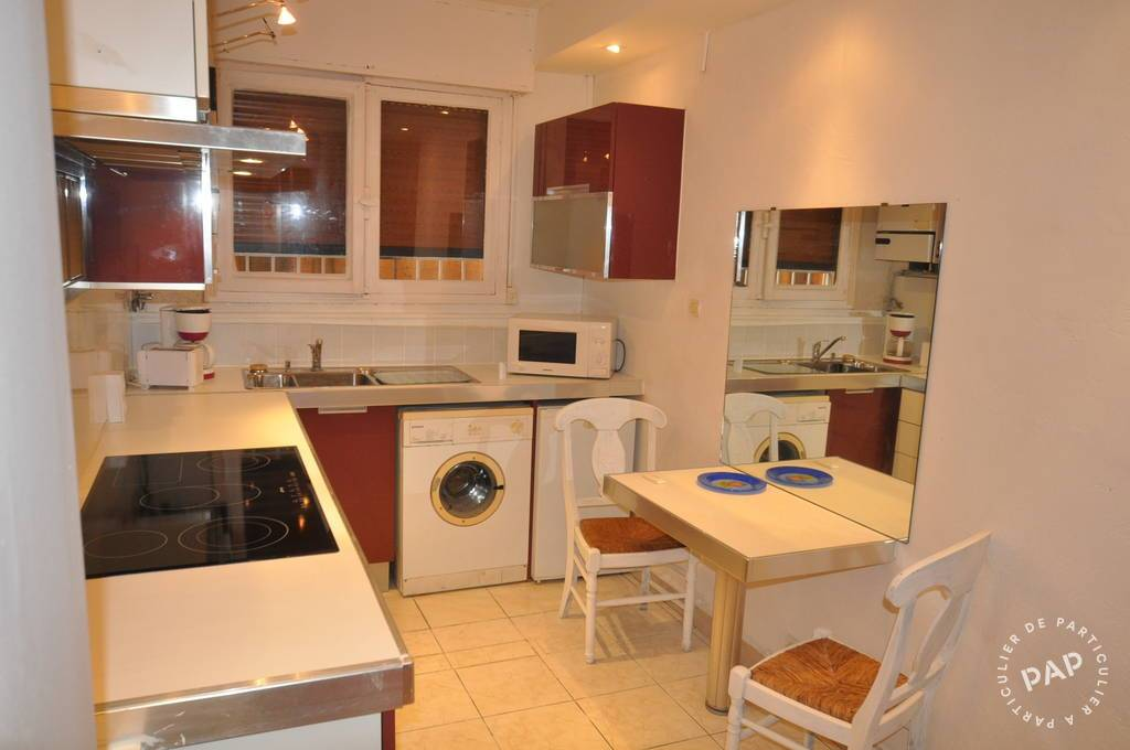 Location Cannes 26m²