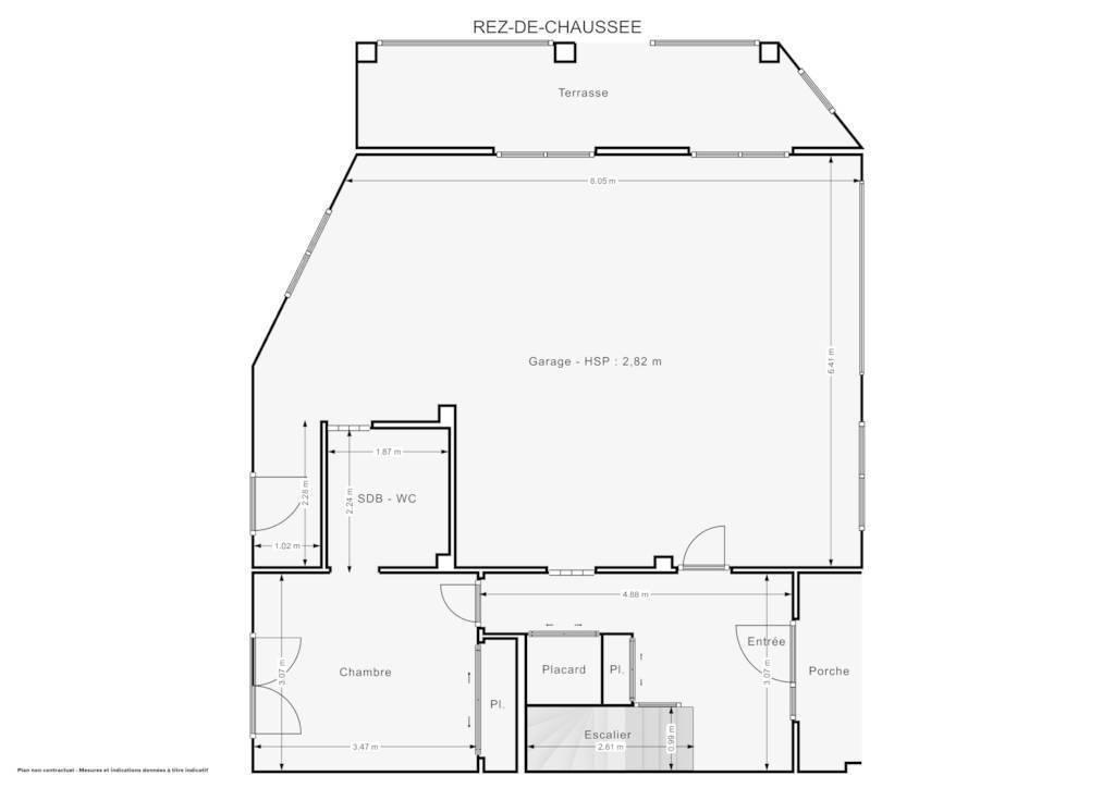 Vente Maison Saint-Estève (66240) 129m² 220.000€
