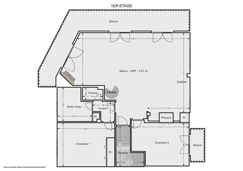 Vente Maison Saint-Estève (66240)