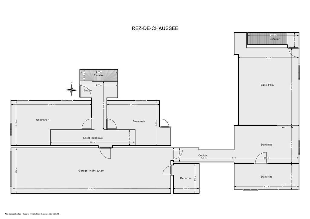 Vente Maison Saint-Rémy-Lès-Chevreuse (78470)