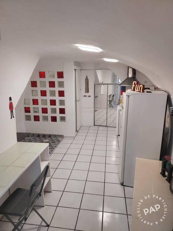 Vente appartement studio Le Cannet (06110)
