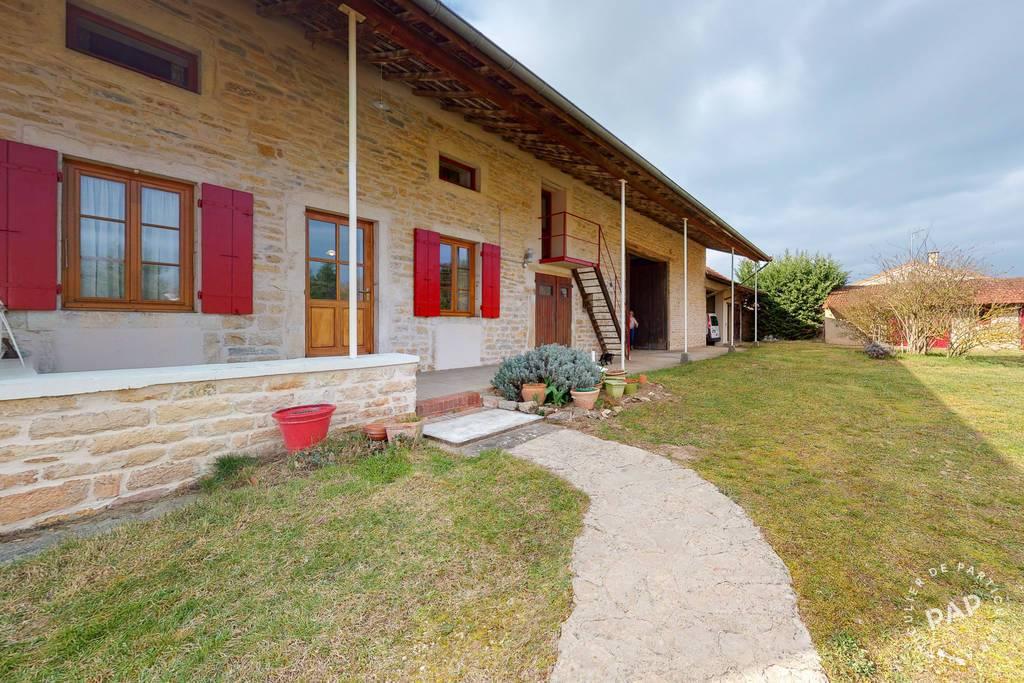 Vente Maison Tournus - 4 Km 207m² 335.000€