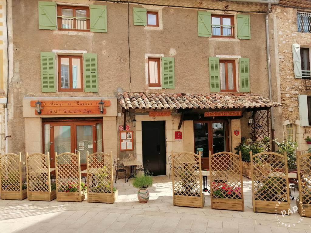 Vente et location Fonds de commerce Baudinard-Sur-Verdon (83630)  190.000€