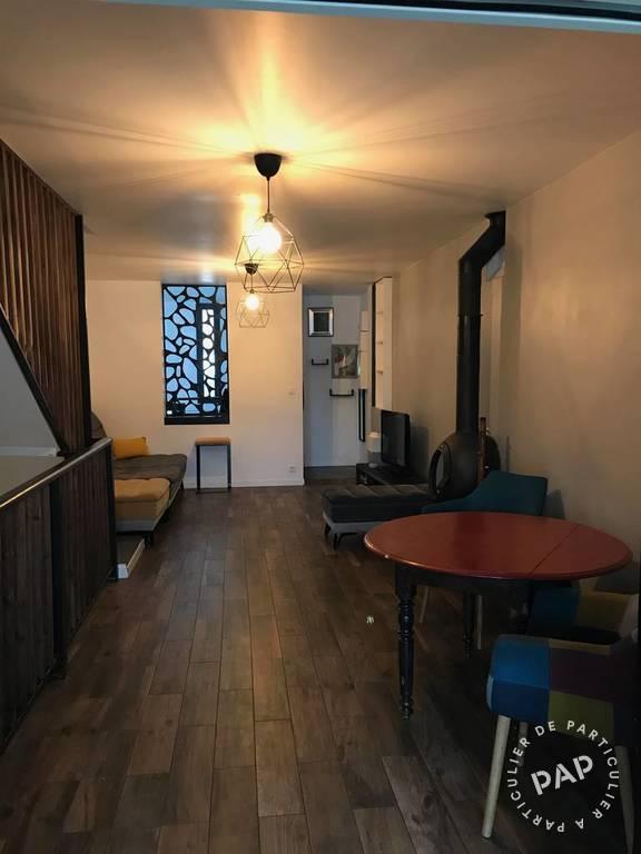 Vente maison 6 pièces Montreuil (93100)