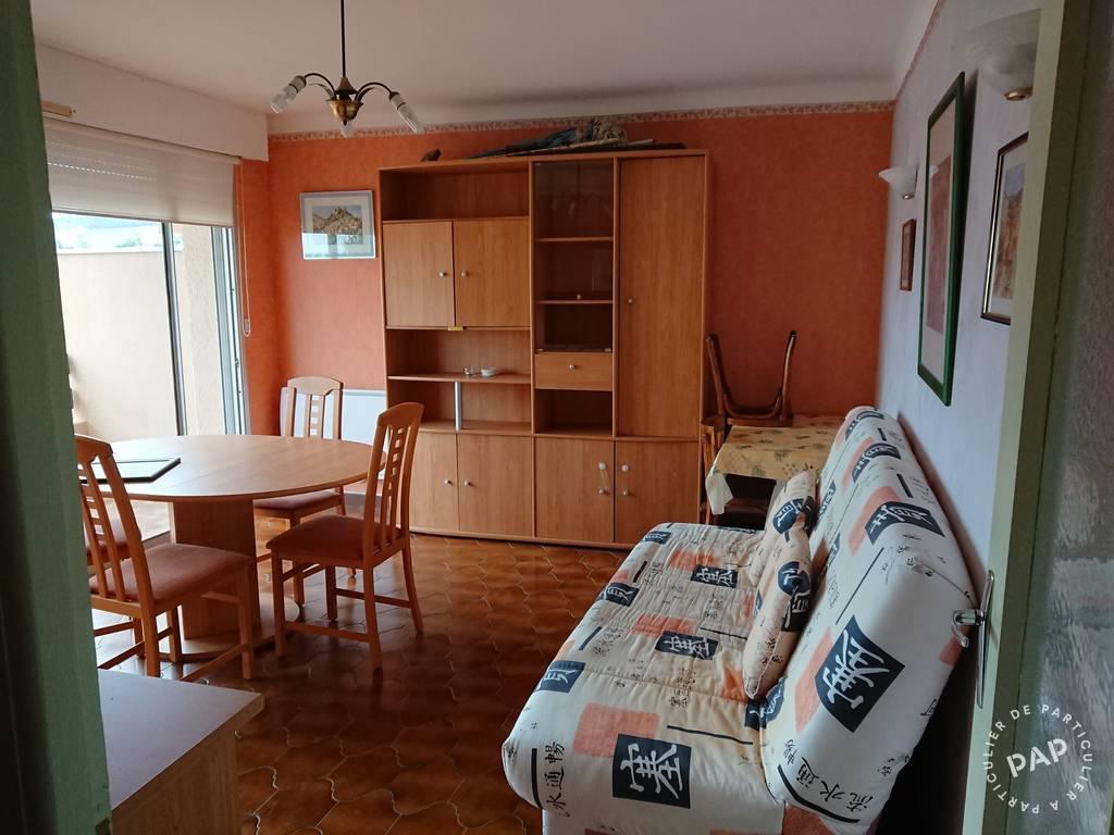 Vente Appartement Vue Port Et Mer - Port-Vendres (66660) 56m² 220.000€