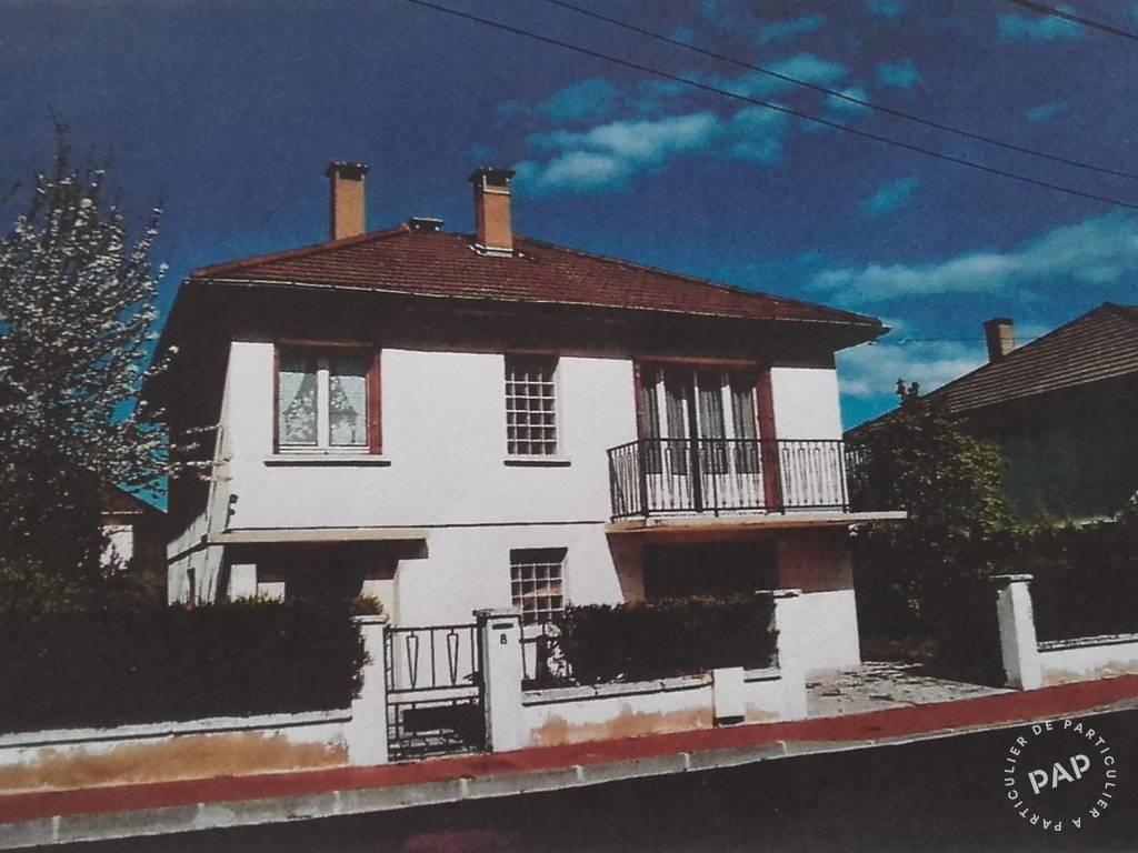 Vente maison 4 pièces Chalon-sur-Saône (71100)