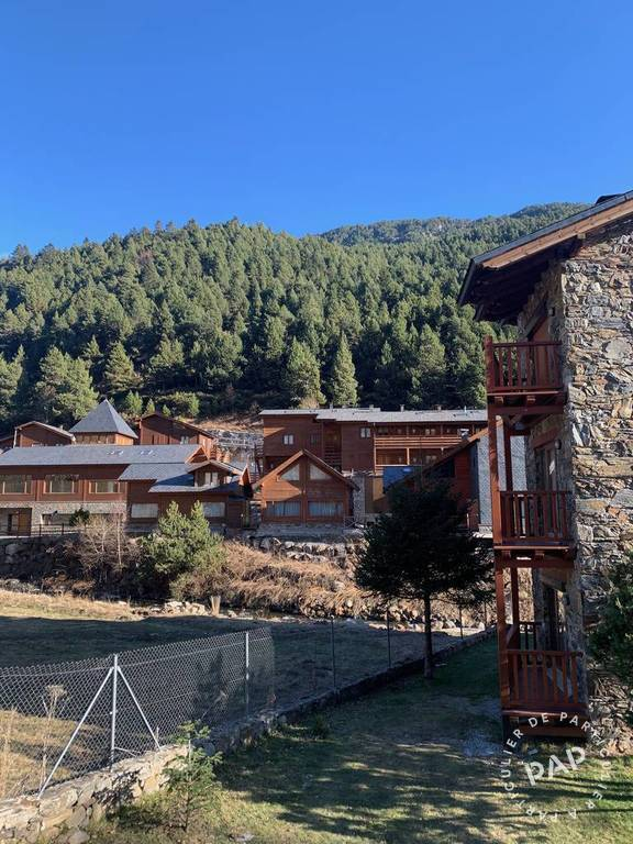 Vente appartement studio Principauté d'Andorre