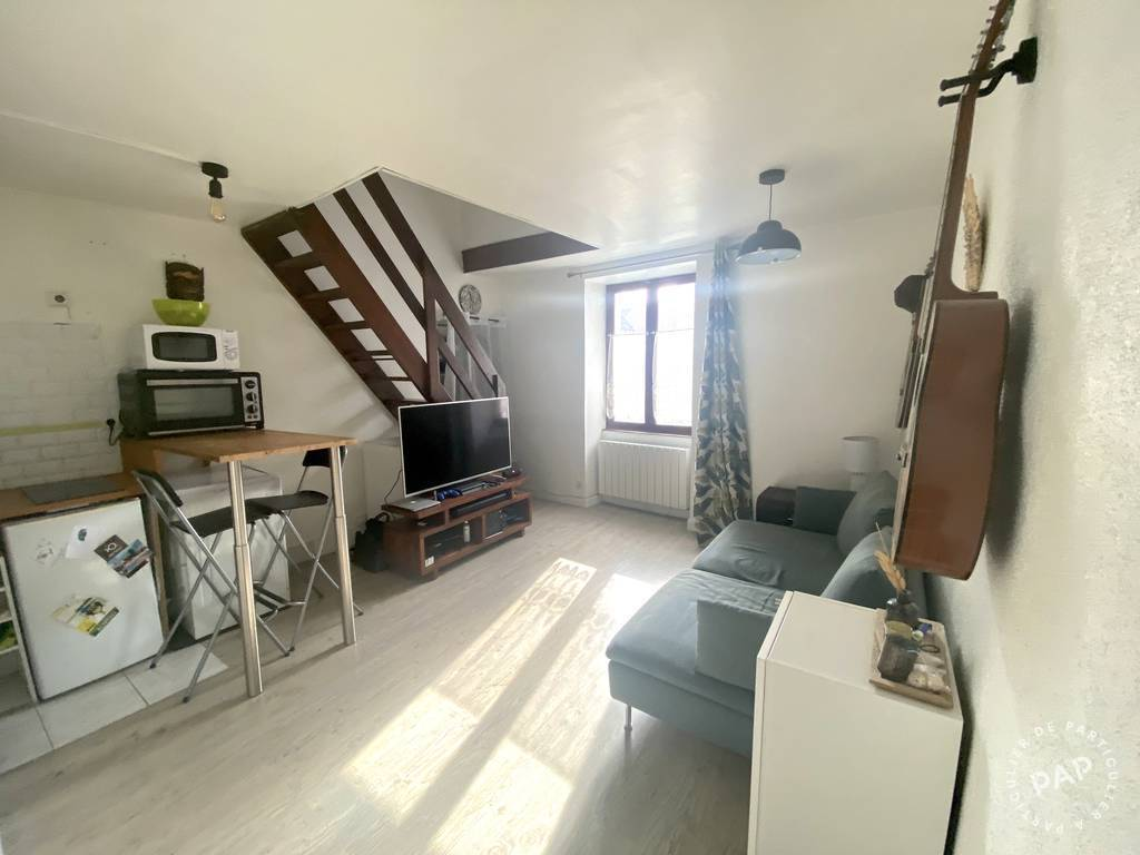 Vente appartement studio Linas (91310)