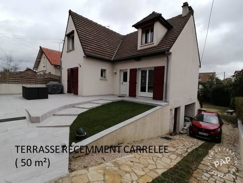 Vente maison 6 pièces Montgeron (91230)