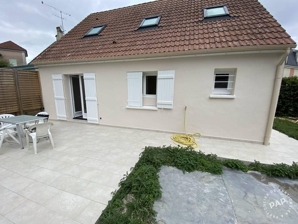 Location maison 4 pièces Le Plessis-Trévise (94420)