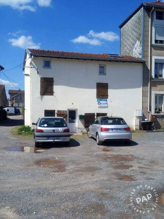 Vente maison 3 pièces Rambervillers (88700)