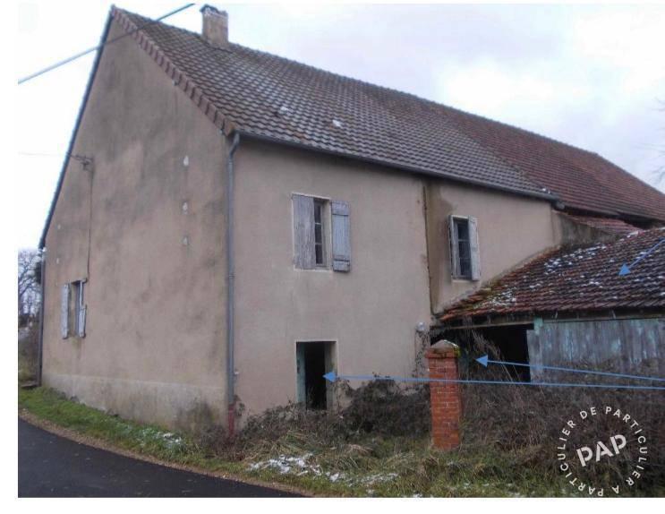 Vente maison 3 pièces Saint-Gervais-sur-Couches (71490)