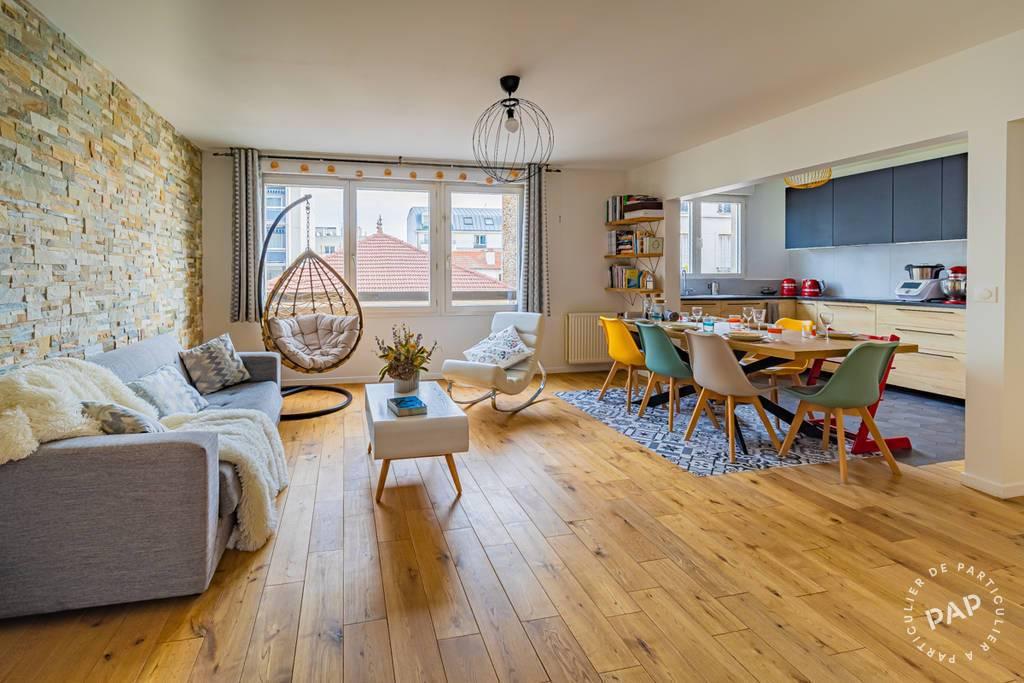 Vente appartement 4 pièces Clichy (92110)