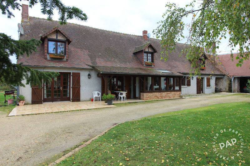 Vente Maison Civray (18290) 200m² 190.000€