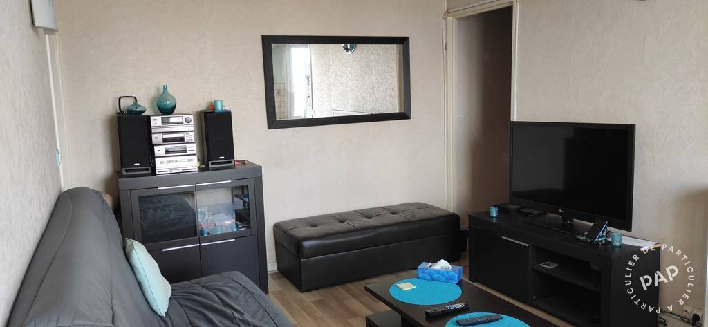 Vente Appartement Vitry-Sur-Seine (94400) 52m² 185.000€