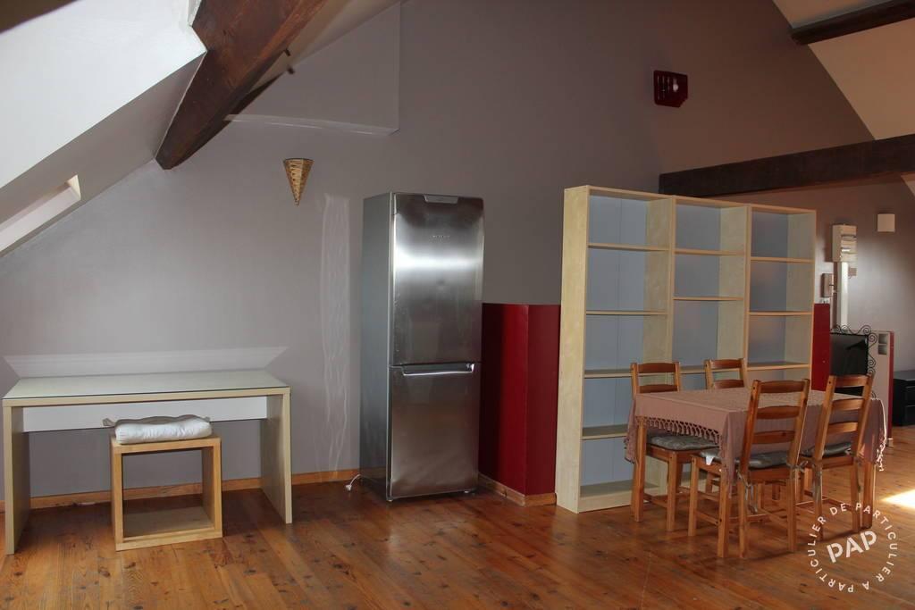 Location appartement studio Roubaix (59100)