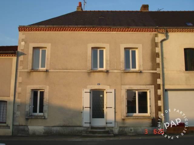 Vente maison 3 pièces Saint-Paul-du-Bois (49310)