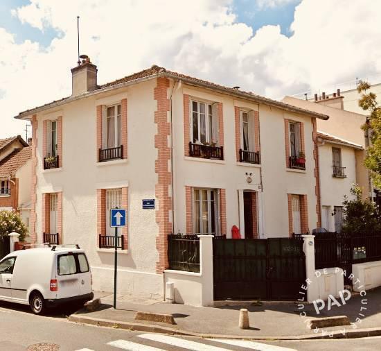 Vente maison 8 pièces Alfortville (94140)
