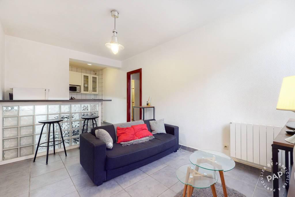 Vente appartement 2 pièces Lyon 7e